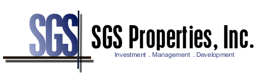 SGS Properties logo